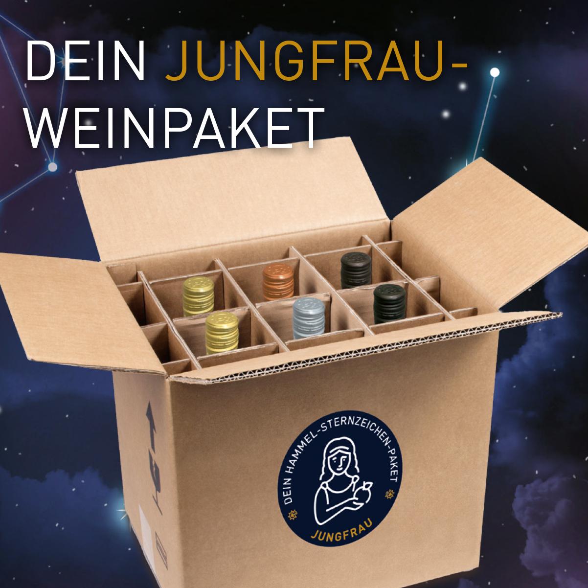 Sternzeichenpaket - Jungfrau