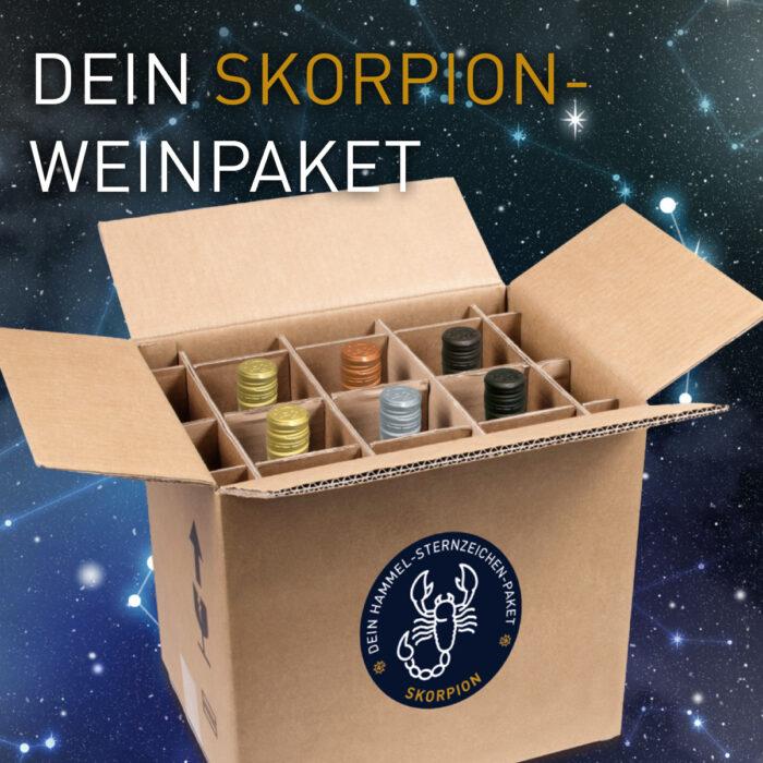 Sternzeichenpaket - Skorpion