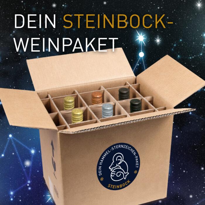 Sternzeichenpaket - Steinbock