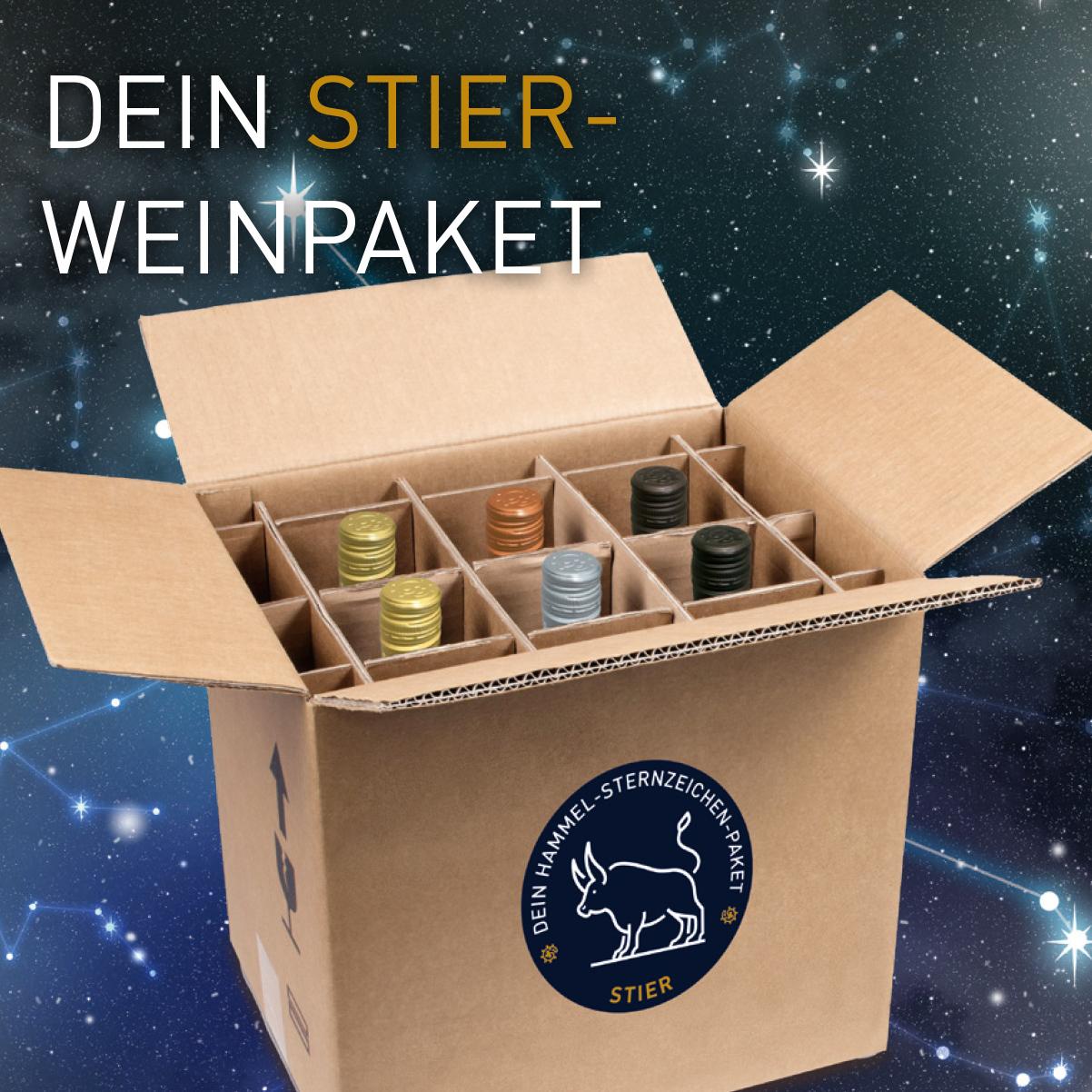 Sternzeichenpaket - Stier