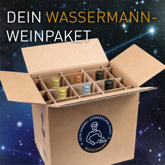 Sternzeichenpaket - Wassermann