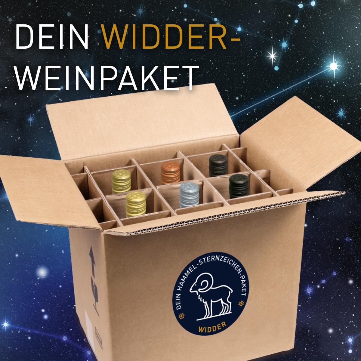Sternzeichenpaket - Widder